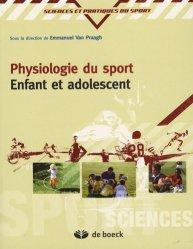Dernières parutions dans Sciences et Pratiques du Sport, Physiologie du sport