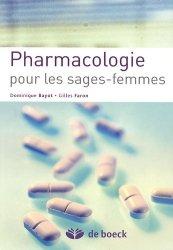 Souvent acheté avec S.O.S maux de grossesse, le Pharmacologie pour les sages-femmes