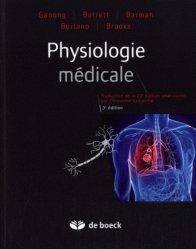 Dernières parutions dans Sciences médicales, Physiologie médicale