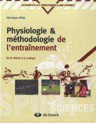Souvent acheté avec La femme sportive, le Physiologie et méthodologie de l'entraînement