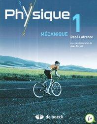 Dernières parutions sur Dictionnaires et cours fondamentaux, Physique 1 - Mécanique
