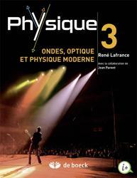 Souvent acheté avec Guide des sciences expérimentales, le Physique 3 - Ondes, optique et physique