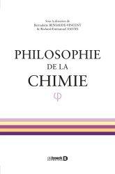 Dernières parutions sur Chimie, Philosophie de la chimie