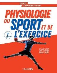 Dernières parutions sur Médecine du sport, Physiologie du sport et de l'exercice