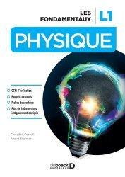 Dernières parutions dans LMD, Physique - Les fondamentaux L1