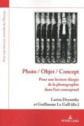 Dernières parutions dans Pour une histoire nouvelle de l'Europe, Photo / objet / concept