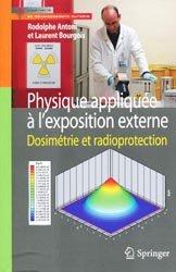 Dernières parutions sur Radioprotection, Physique appliquée à l'exposition externe
