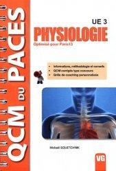 Souvent acheté avec Biostatistiques UE 4, le Physiologie (Paris 13)