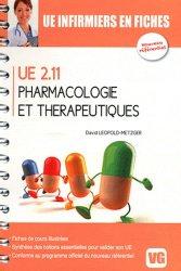 Souvent acheté avec Processus traumatiques Mémos - QROC - QCM, le Pharmacologie et thérapeutiques UE 2.11