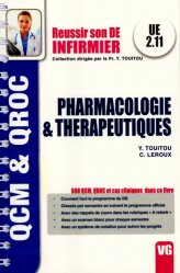 Souvent acheté avec Biologie du développement UE2 (Paris 6), le Pharmacologie et thérapeutiques UE 2.11