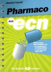Dernières parutions sur Pharmacologie - Toxicologie ECN / iECN, Pharmaco aux ECN