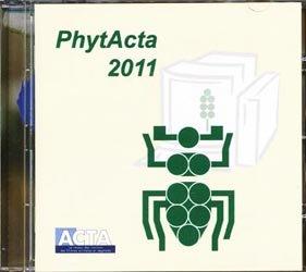 Souvent acheté avec Ravageurs et auxiliaires des plantes aromatiques du sud-est de la France, le PhytActa 2011
