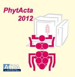 Nouvelle édition PhytActa 2012