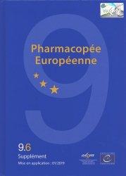 Dernières parutions sur Gestion - Règlementation, Pharmacopée européenne