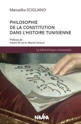 Dernières parutions sur Autres ouvrages de philosophie du droit, Philosophie de la Constitution dans l'histoire tunisienne