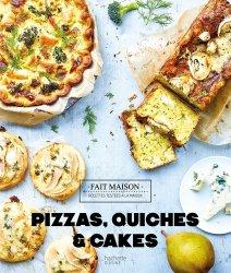 Dernières parutions dans Fait maison, Pizzas, quiches & cakes