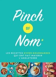 Dernières parutions sur Cuisine légère, Pinch of Nom. Les recettes hyper gourmandes qui ont fait maigrir l'Angleterre