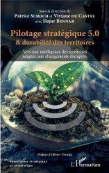 Dernières parutions sur Économie et politiques de l'écologie, Pilotage stratégique 5.0 et durabilité des territoires