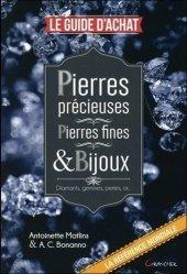 Souvent acheté avec Finitions en bijouterie, le Pierres précieuses - Pierres fines & Bijoux
