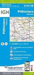 Dernières parutions sur Pays de Loire, Pithiviers, Puiseaux. 1/25 000 km