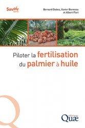 Dernières parutions sur Agriculture dans le monde, Piloter la fertilisation du palmier à huile