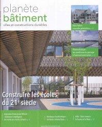 Dernières parutions sur BTP - Art - Architecture, Planète bâtiment Villes et constructions durables