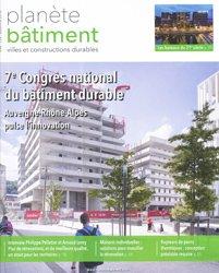 Dernières parutions sur Construction durable, Planète bâtiment 54