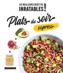 Dernières parutions dans Les meilleures recettes, Plats du soir express