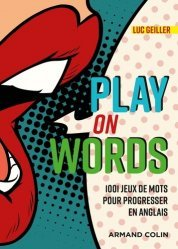 Dernières parutions sur Auto apprentissage, Play on Words