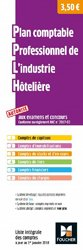 Dernières parutions sur Etudes hôtellerie restauration, Plan comptable professionnel de l'industrie hôtelière