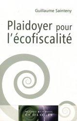 Dernières parutions dans La Verte, Plaidoyer pour l'écofiscalité