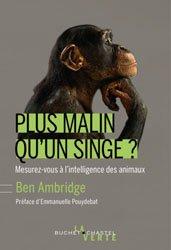 Souvent acheté avec Analyse : des fonctions aux suites, L1-L2, le Plus malin qu'un singe ?