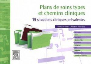 Souvent acheté avec Appareil Respiratoire pathologies, le Plans de soins types et chemins cliniques