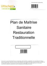 Nouvelle édition Plan de Maîtrise Sanitaire (PMS) Restauration traditionnelle