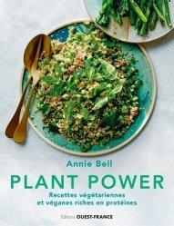 Dernières parutions sur Cuisine végétarienne, Plant power, recettes végétariennes et véganes ric
