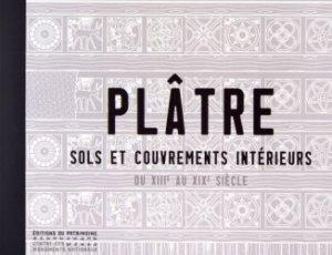 Dernières parutions sur Travail de la pierre, Plâtre