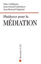 Dernières parutions dans Essais, Plaidoyer pour la médiation majbook ème édition, majbook 1ère édition, livre ecn major, livre ecn, fiche ecn