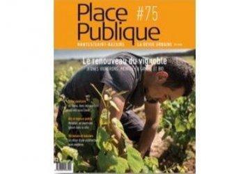 Dernières parutions sur Cépages et vignobles, Place Publique N° 75