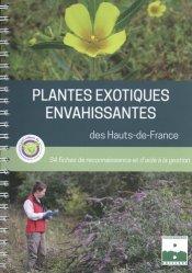 Dernières parutions sur Sciences de la Vie, Plantes exotiques envahissantes des Hauts-de-France