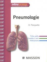 Souvent acheté avec Rhumatologie Traumatologie Orthopédie, le Pneumologie