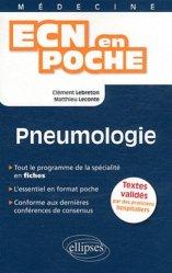 Souvent acheté avec Diabétologie - Endocrinologie, le Pneumologie