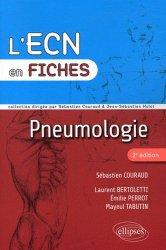 Dernières parutions dans L'ECN en fiches, Pneumologie