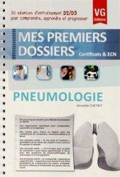 Dernières parutions dans Mes premiers dossiers, Pneumologie