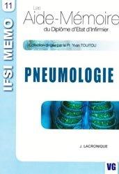 Souvent acheté avec Anatomie physiologie, le Pneumologie