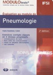 Souvent acheté avec Je m'auto-évalue en cardiologie, le Pneumologie
