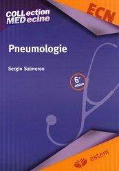 Dernières parutions sur Cours ECN / iECN, Pneumologie