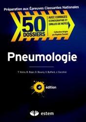 Souvent acheté avec Néphrologie, le Pneumologie