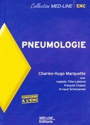 Souvent acheté avec Épreuves Classantes Nationales 2009, le Pneumologie