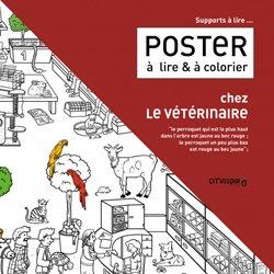 Dernières parutions sur Langage écrit, Poster à lire et à colorier + livret