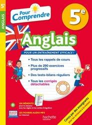 Dernières parutions sur 5e, POUR COMPRENDRE ANGLAIS 5E